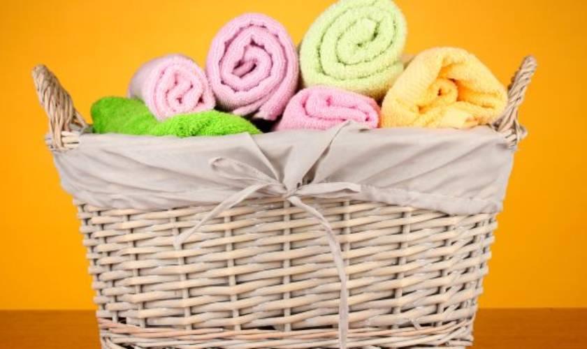 Ammorbidire il bucato in modo naturale