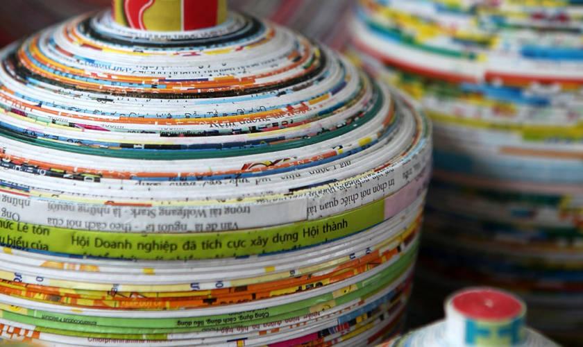 Produzione di carta e cartone in calo